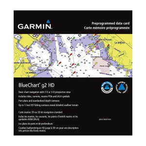 Mapa morska Garmin BlueChart g2 Adriatic Sea, North Coast HEU452S [010-C0796-20]
