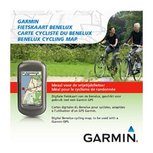 Garmin Topo BeNeLux Cycling Map [010-11748-00]