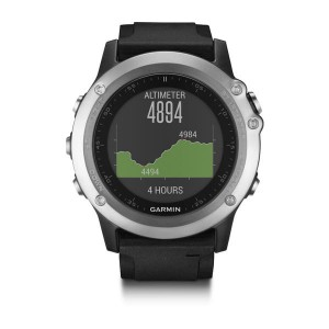 Garmin Fenix 3 HR Elevate Silver [010-01338-77]